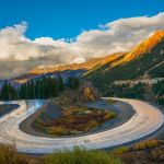 Rainy Switchback Curve by Danny Lam, f16 Digital, Score: 10