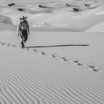Footsteps in the sand by Ally Green, f11 Digital, Score: 10