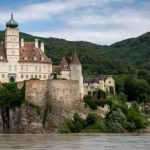 Danube Castle by Gary Witt, f16 Color, Score: 9
