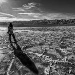 Wet Salt Flats by Danny Lam, f16 Monochrome, Score: 9