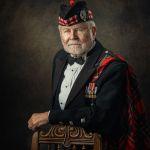 Scottish Pride by Cliff Lawson, f16 Color Digital, Score: 10