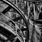 Industrial Complexity by Dan Greenberg, f16 B&W Digital, Score: 10