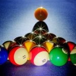 Billiard Stars by Brian Donovan, f11 Digital, Score: 10