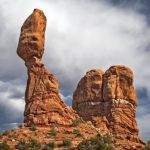Balanced Rock by Dick York, f11 Digital, Score: 10