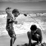 Dig and Fling by Steve Wilton, f8 B&W Digital, Score: 10