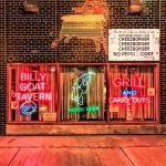 Billy Goat Tavern by A.J. Spong, f8 Digital, Score - 9