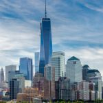 Freedom Tower by Wayne Corrigan, f8 Digital, Score - 9