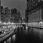 Chicago Night by Fred Larke, f8 Digital, Score - 9