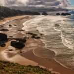 North Oregon Coast by Oz Pfenninger, f16 Color, Score: 9