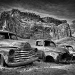 Relics on the Reservation by Dan Greenberg, f16 Monochrome, Score: 10