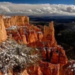 Bryce Canyon, Pariah Overlook by Mary Paetow, f16 Digital, Score: 10