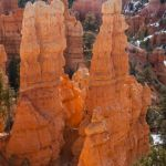 Bryce Canyon by Bill Rothenmeyer, f11 Digital, Score: 9