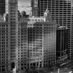 Wrigley Building at 2:38 by Larry Hartlaub, f8 Digital, Score: 9
