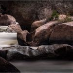 River of Sculptured Rocks by Brian Donovan, f16 Digital, Score: 10