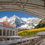 Mountain Train Station by Brian Donovan, f16 Digital, Score: 10
