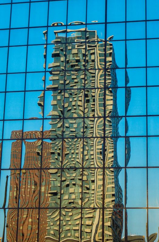 Chicago Architecture by Bill Rothenmeyer, f11 Color Digital, Score: 10