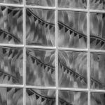Textural Reflections by Nancy Myer, f16 B&W Digital, Score: 10