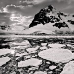 Backlit Antartica by Joe Bonita, 1st f16 Monochrome