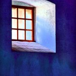 Window Blue by Darrell Pierson, 2nd f11 Color