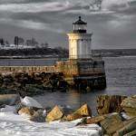 Winter\'s Light by Julia Spring, HM f8 Digital