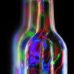 The Bottle Electric by Joe Bonita, f16 Color, Score: 9