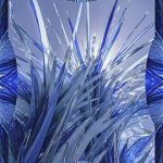 The Chihuly Blues by A.J. Spong, f11 Digital, Score: 10
