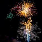 Multicolored Bursts by Leander Urmy, f16 Digital, Score: 10