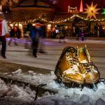 Frozen skates by Butch Mazzuca, f16 Digital, Score: 9