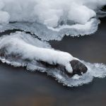 River's Icy Edge by Dave Hull, f8 Digital, Score: 10