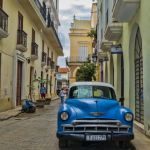 Alley in Havana by Gwen Paton, f11 Digital, Score: 9