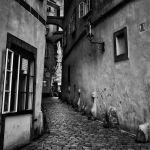 Viennese Corridor by Susan Haffke, f8 Digital, Score: 10