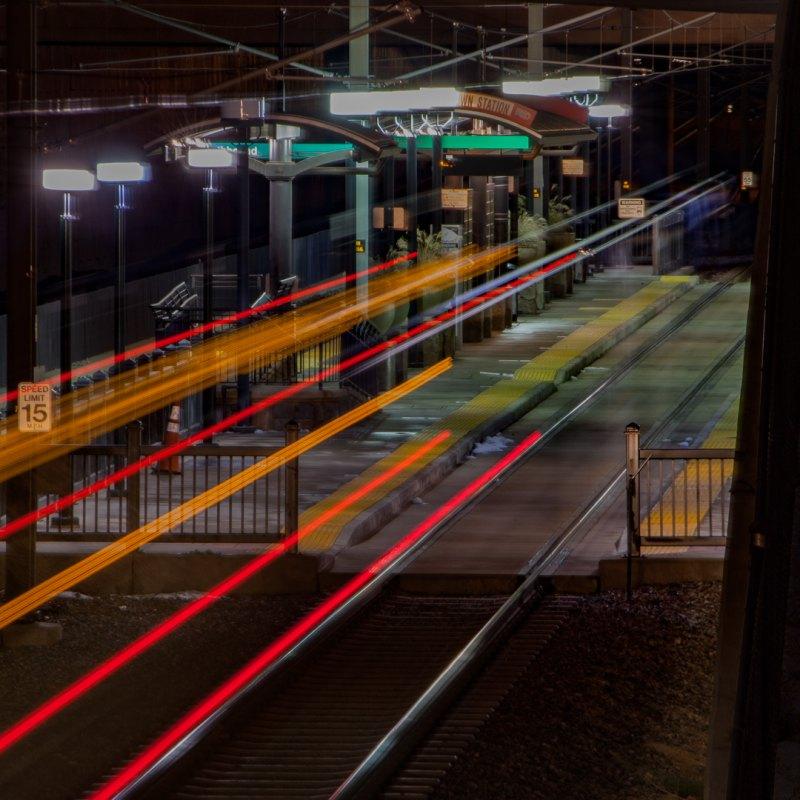 Light Speed by William Williams, f5.6 Color Digital, Score: 10