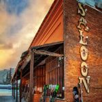 Apres Ski at the Saloon by Butch Mazzuca, f16 Color Digital, Score: 10