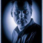 Blue Man by Bob Bartlett, f11 Digital, Score - 10