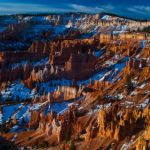 Bryce Canyon National Park by Bill Rothenmeyer, f11 Digital, Score - 9