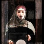 The Fortune Teller by Peggy Dietz, f16 Color, Score - 10