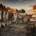 Central Havana at Dusk by Jeff Hochwalt, f11 Digital, Score: 10