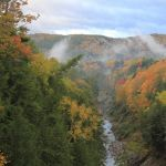 Quechee Gorge Vermont by Bill Dickson, f11 Digital, Score: 9