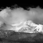 Storm Clouds Lifting Over Mount Sopris by Dave Hull, f11 Digital, Score: 10