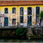 Along the Porto Waterfront by Dave Hull, f11 Color Digital, Score: 9