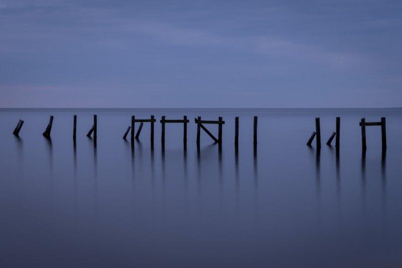 Coastal Calm by Shawn Slade, f11 Color Digital, Score: 10