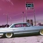 Silver 63 Caddy, Phoenix, AZ 1982
