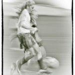A Soccer Sketch by Jim Graham, HM f8 Digital