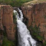 North Clear Creek Falls by Gary Witt, HM f8 Digital