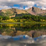Little Molas Lake by Marv Mickelson, 2nd f16 Color