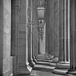 Columns by Mary Paetow, f11 Monochrome, Score - 10