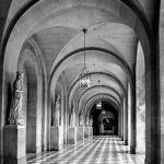 Down the Long Corridor by Diane Katzenberger, f11 Digital, Score: 9