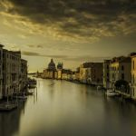 Venice Canal Grande – Tribute to Canaletto by Lorenzo Landini, f11 Digital, Score: 10