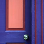 Blue Door by Ernie Kuemmerer, f8 Digital, Score: 9