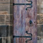 Old Door With Antique... by Nancy Myer, f16 Digital, Score: 9